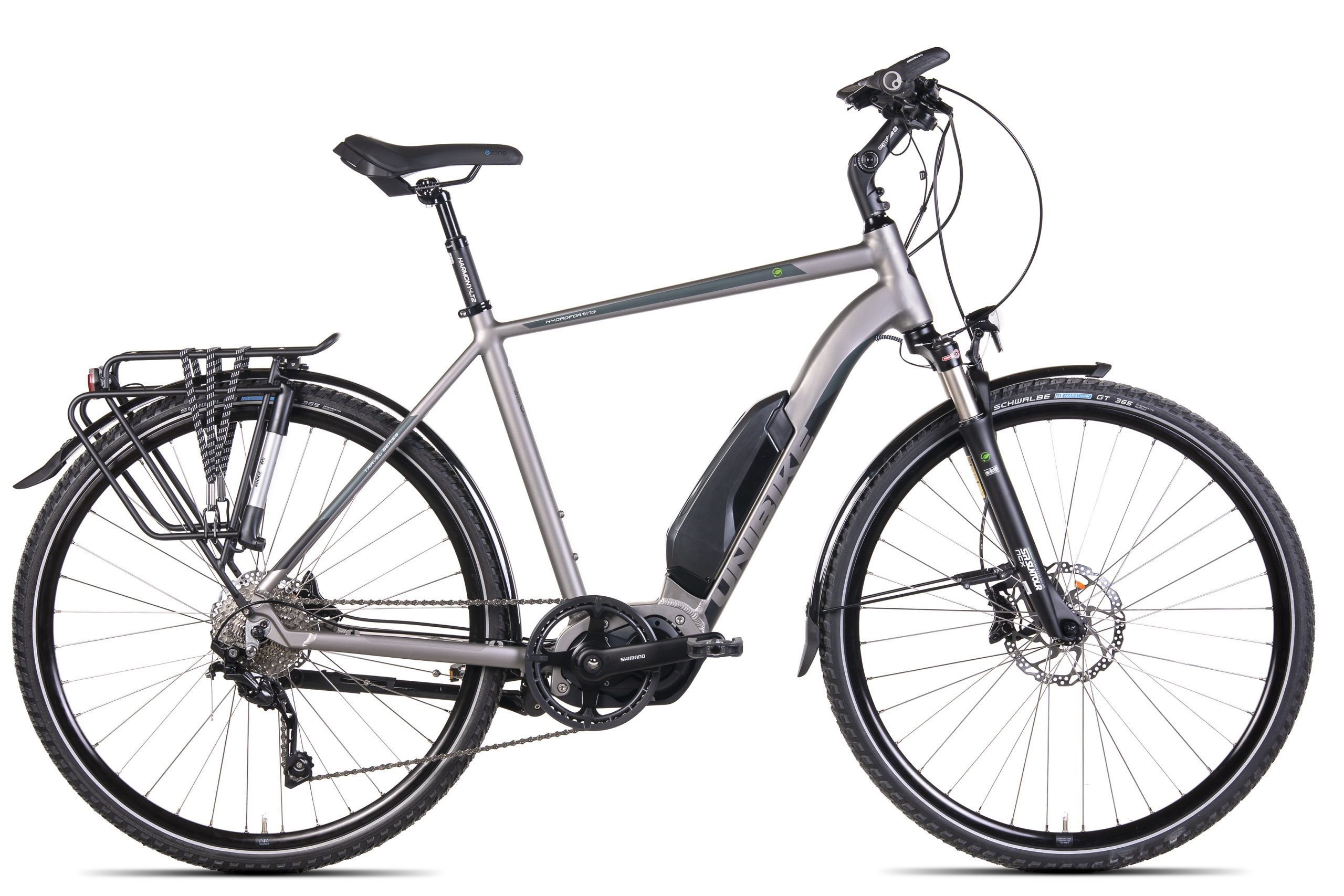 unibike rapid lichtste elektrische fiets